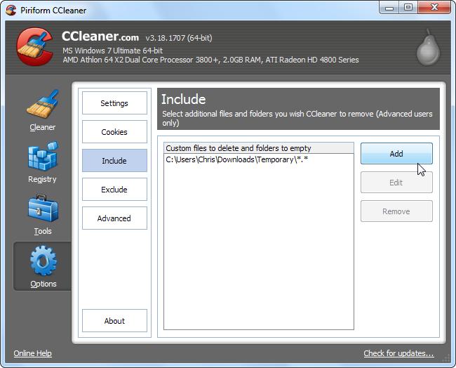 5 phút biết ngay cách dùng CCleaner dọn dẹp máy tính sạch sẽ 25