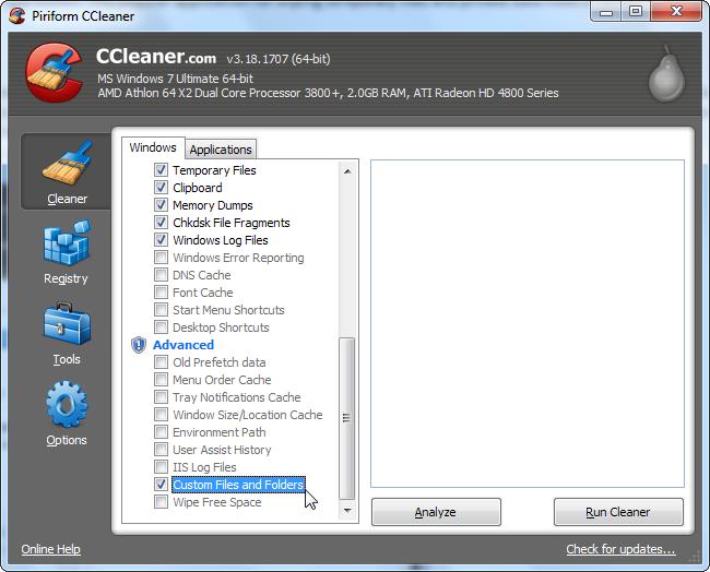5 phút biết ngay cách dùng CCleaner dọn dẹp máy tính sạch sẽ 26
