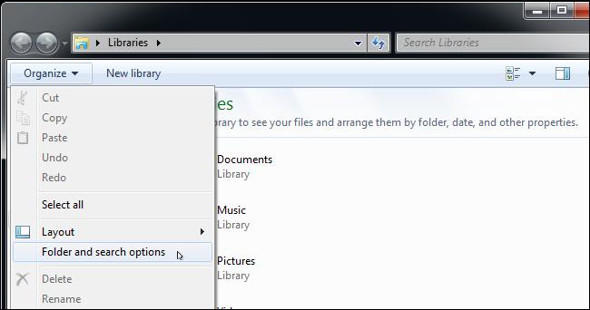 Cách hiện file ẩn trên Windows kể cả những file bí hiểm nhất 8