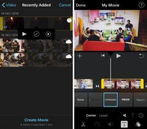 Top 10 phần mềm cắt video cho iPhone hoàn toàn miễn phí 11