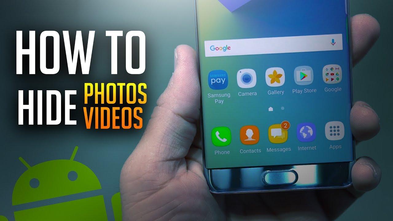 4 cách ẩn ảnh và ẩn video trên Android không để người khác thấy 14