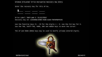 Cách tắt BitLocker Win 7.
