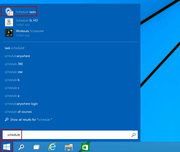 4 cách hẹn giờ tắt máy Windows 10 phụ huynh nên biết để quản lý con cái 16