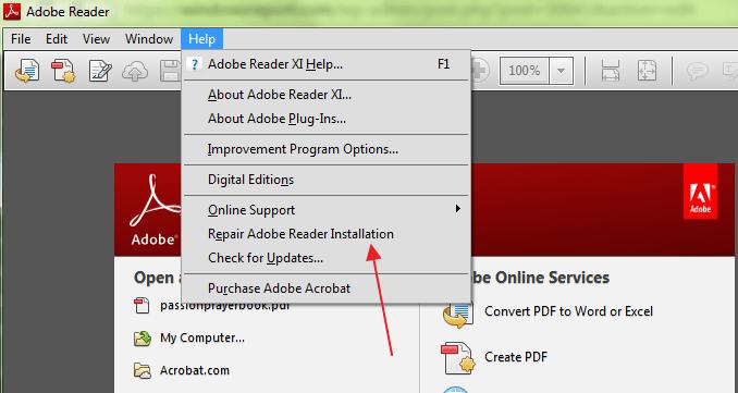 5 mẹo sửa lỗi không mở được file PDF đảm bảo hiệu quả 7