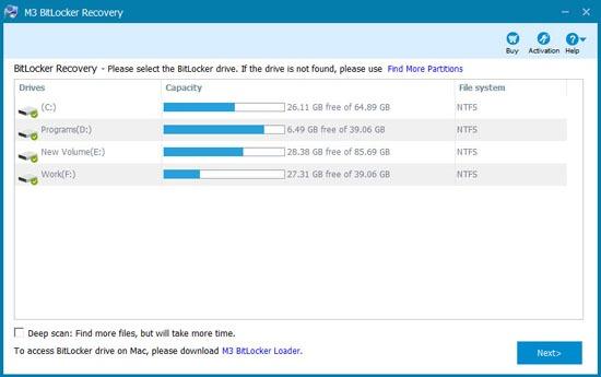 pha khoa BitLocker Win 10 06