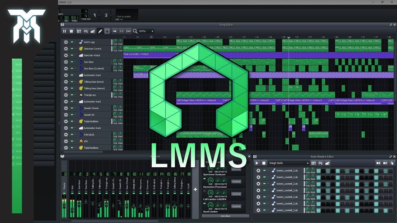 phần mềm làm nhạc beat