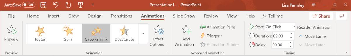 Biến bài thuyết trình của bạn sinh động hơn với 3 cách chèn GIF vào PowerPoint đơn giản 12