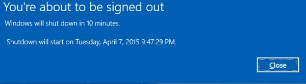 4 cách hẹn giờ tắt máy Windows 10 phụ huynh nên biết để quản lý con cái 13