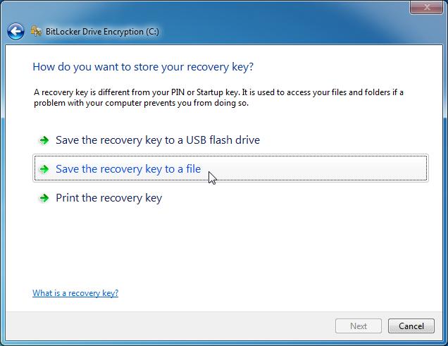 Cách bật BitLocker Windows 7 để bảo vệ dữ liệu máy tính 3