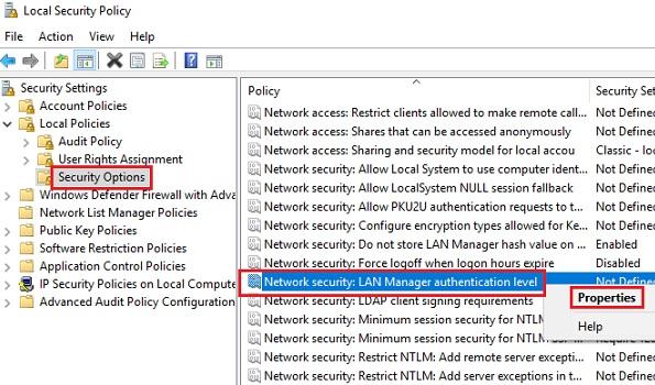 Cách sửa lỗi Error code 0x80070035 không tìm thấy đường dẫn mạng 26