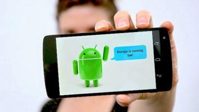 Cách tăng bộ nhớ trong cho Android