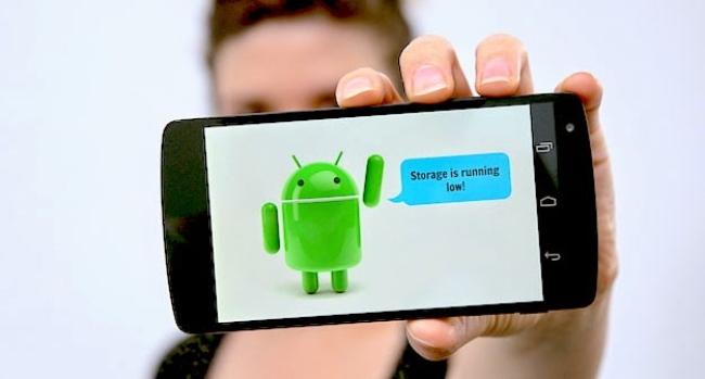 6 cách tăng bộ nhớ trong cho Android, cách thứ 5 tốn thời gian mà hiệu quả không ngờ