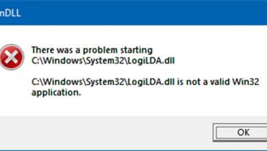 Cách sửa lỗi There was a problem starting trên Windows 10 33
