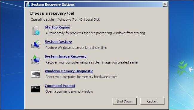 Cách sửa lỗi máy tính không khởi động được mới nhất 2021 8