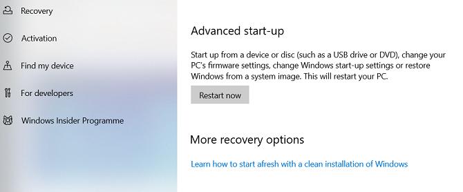 5 cách sửa lỗi Inaccessible Boot Device trên Windows 10 5