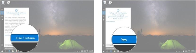 Cách sử dụng Cortana gọi dạ bảo vâng, không nghe lời người lạ 3