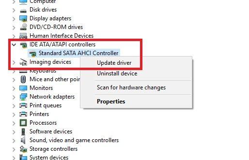 5 cách sửa lỗi Inaccessible Boot Device trên Windows 10 7