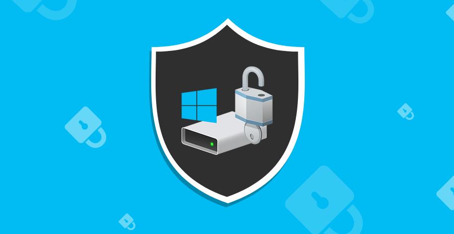 Hướng dẫn sử dụng BitLocker, phần mềm mã hóa có sẵn trong Windows. 1