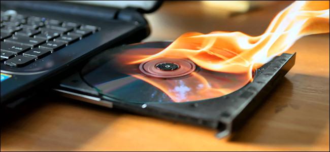 Mách bạn cách ghi file vào đĩa CD/DVD trên Windows 10 9