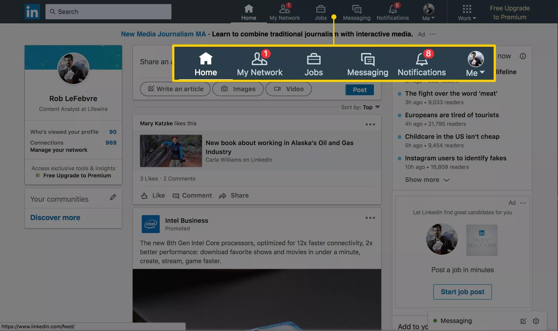 LinkedIn là gì? Tìm hiểu tính năng chính và tác dụng của LinkedIn 11