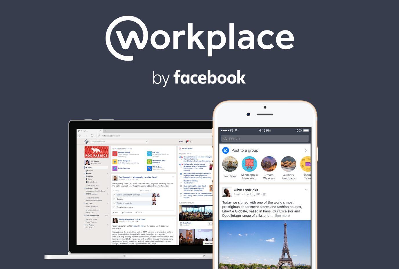 Workplace Facebook là gì và nó khác Facebook thông thường như thế nào? 5