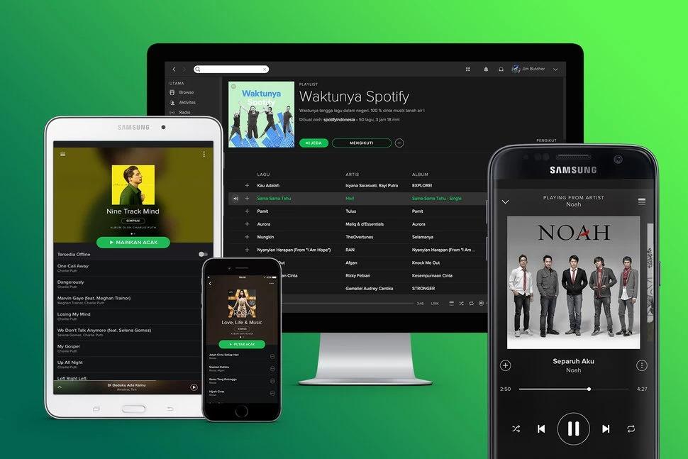 Spotify là gì và nó hoạt động như thế nào?