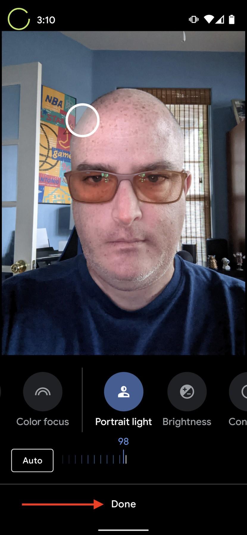 cách chỉnh sửa ảnh bằng Google Photos