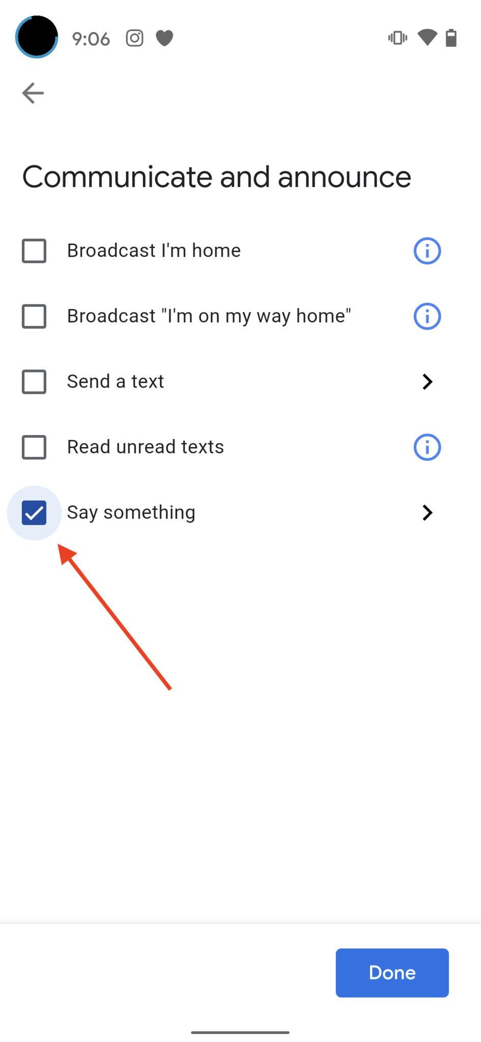 cách sử dụng Google Assistant