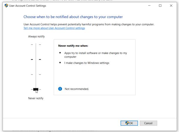 Không cài được ứng dụng trên Windows phải làm sao? 32
