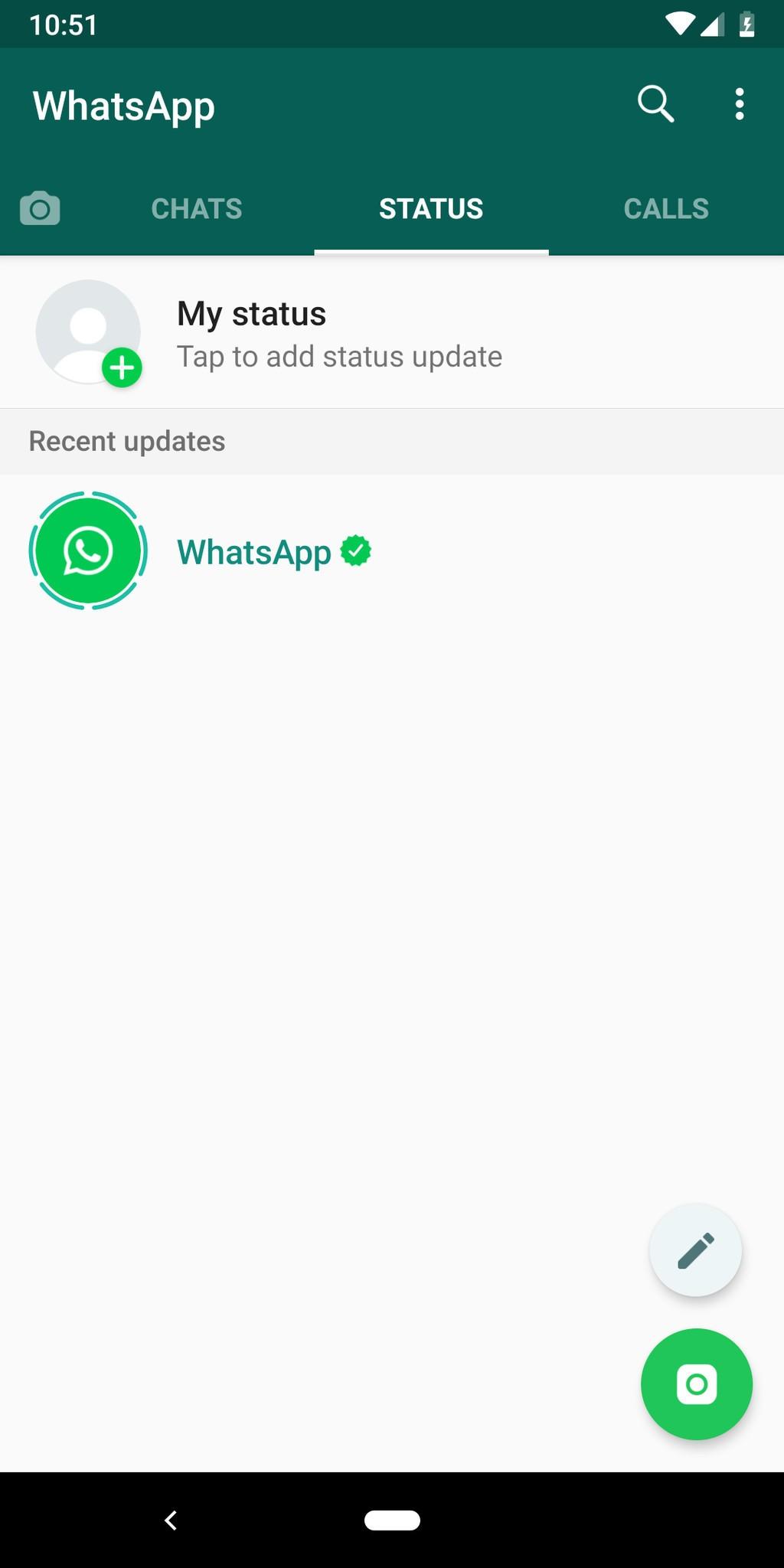 sử dụng Whatsapp cho điện thoại Android
