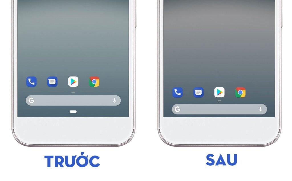 Hướng dẫn cách ẩn thanh điều hướng điện thoại Android mới nhất 2021 6