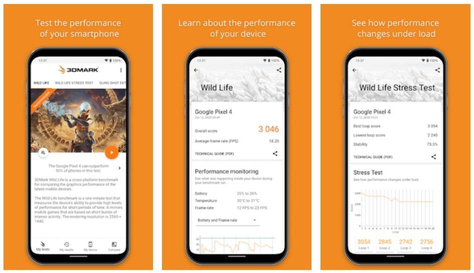 5 ứng dụng đo hiệu năng điện thoại chính xác nhất trên Android 5
