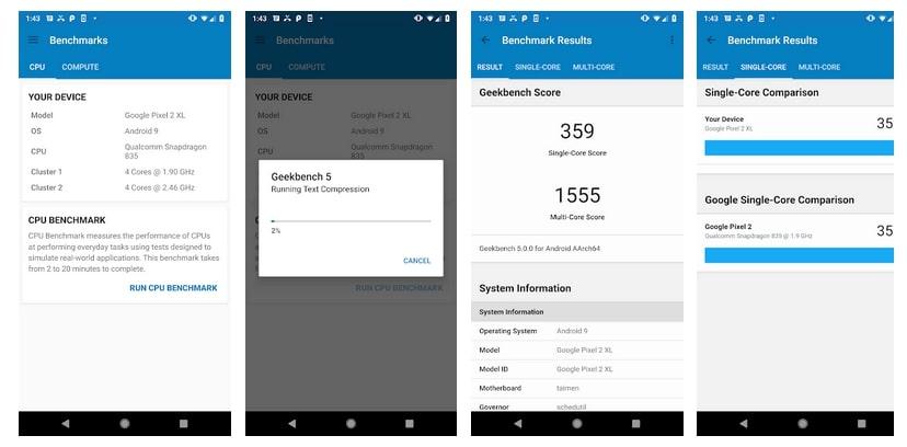 5 ứng dụng đo hiệu năng điện thoại chính xác nhất trên Android 8