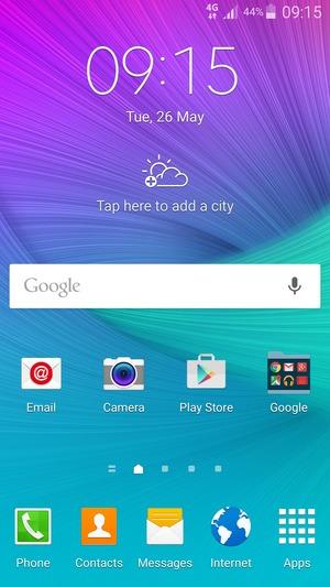 Bật mí cách chuyển vùng Android trong tích tắc 2