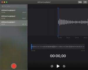 Tổng hợp 3 thủ thuật ghi âm trên máy tính Mac cực đơn giản 17