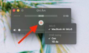 Tổng hợp 3 thủ thuật ghi âm trên máy tính Mac cực đơn giản 20