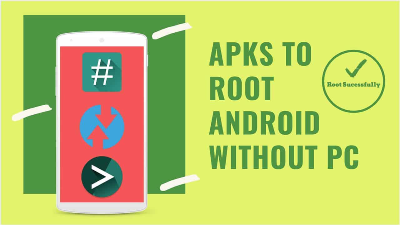 Phần mềm root máy Android trực tiếp trên điện thoại tốt nhất hiện nay