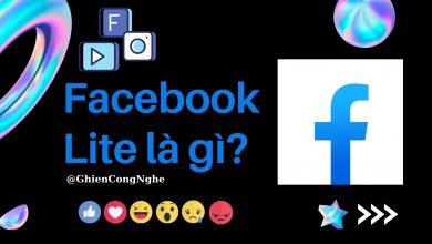 Facebook Lite là gì, nên dùng Facebook Lite hay Facebook không Lite? 18