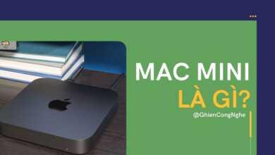 Mac mini là gì