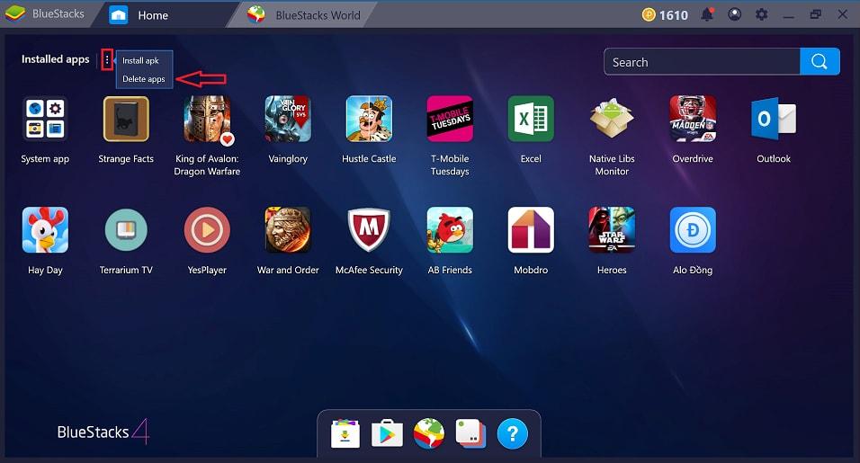 Máy ảo Android nhẹ nhất, tốt nhất cho Windows và Mac 15
