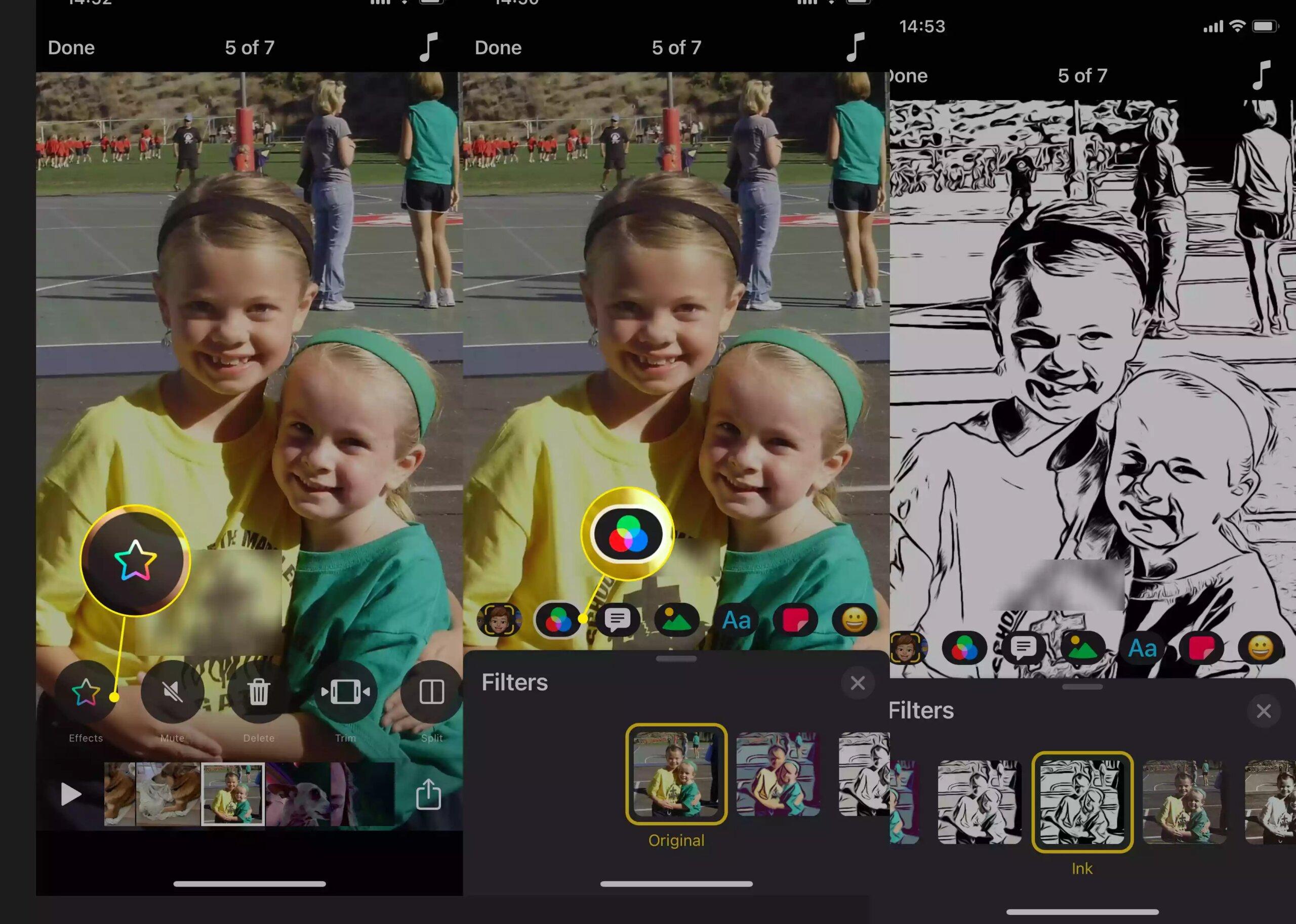Cách làm video trên iPhone bằng app Clips có sẵn 26