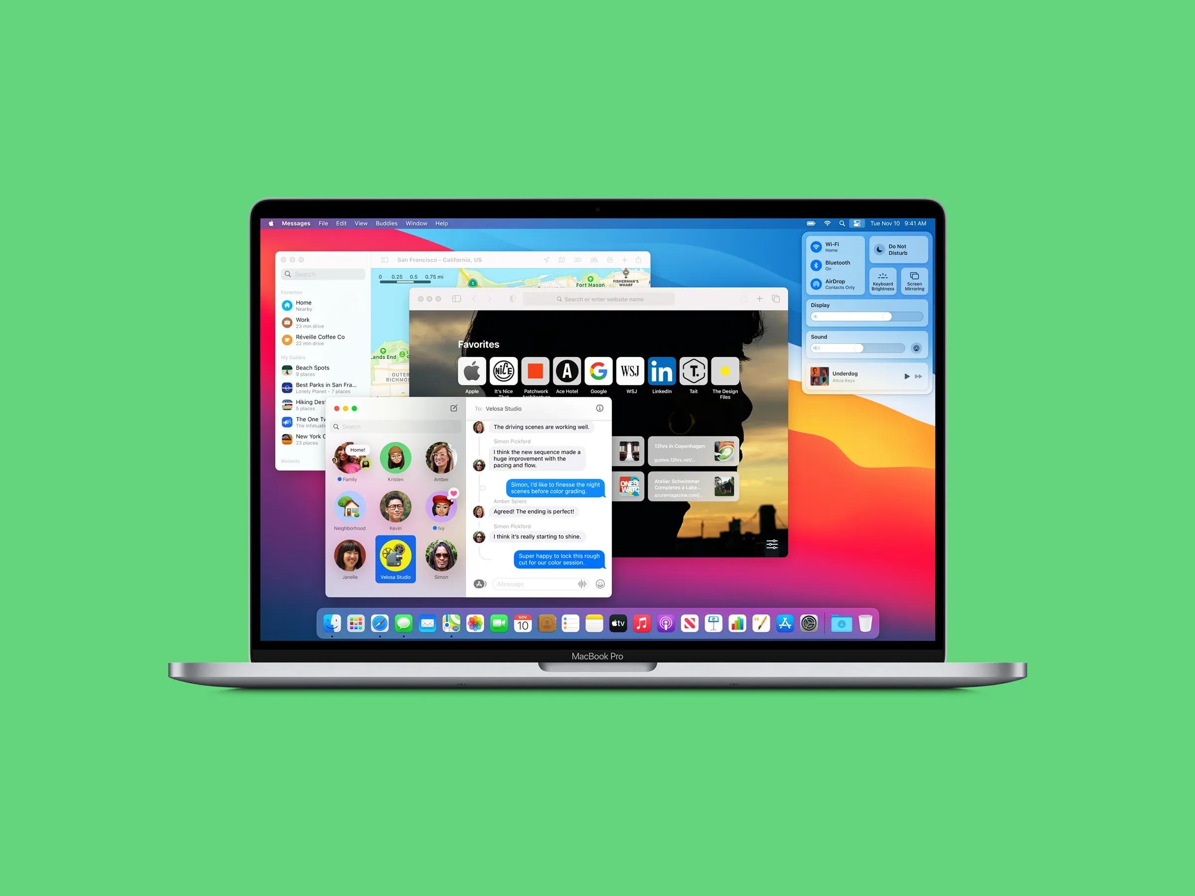 MacOS Big Sur có gì mới? Đừng bỏ qua 5 nâng cấp tuyệt vời này của Apple