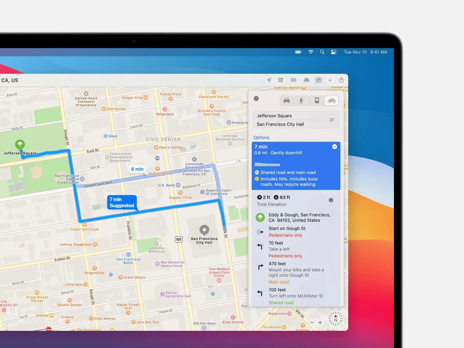MacOS Big Sur có gì mới? Đừng bỏ qua 5 nâng cấp tuyệt vời này của Apple 4