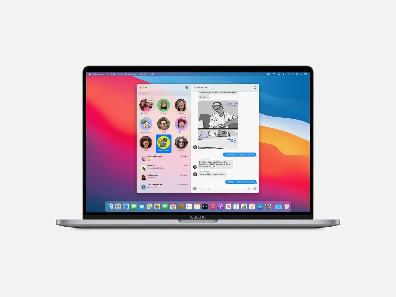 MacOS Big Sur có gì mới? Đừng bỏ qua 5 nâng cấp tuyệt vời này của Apple 5
