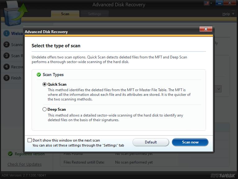 Giải cứu file bị xóa vĩnh viễn trên Windows chỉ trong tích tắc 2