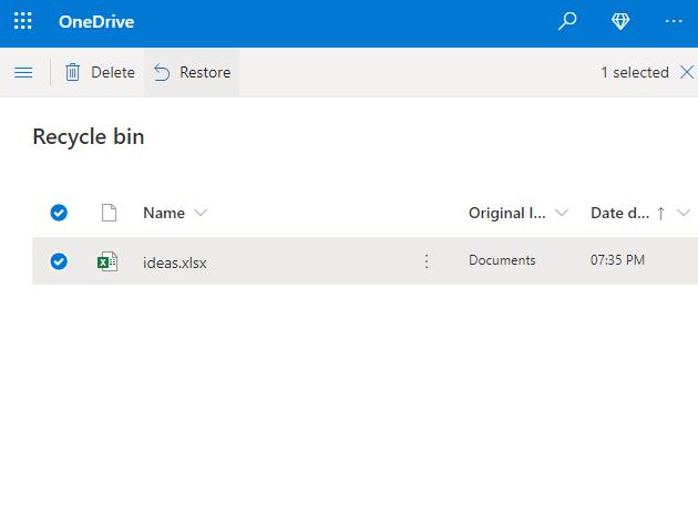 5 điều cần làm ngay khi OneDrive của bạn bị mất dữ liệu 11
