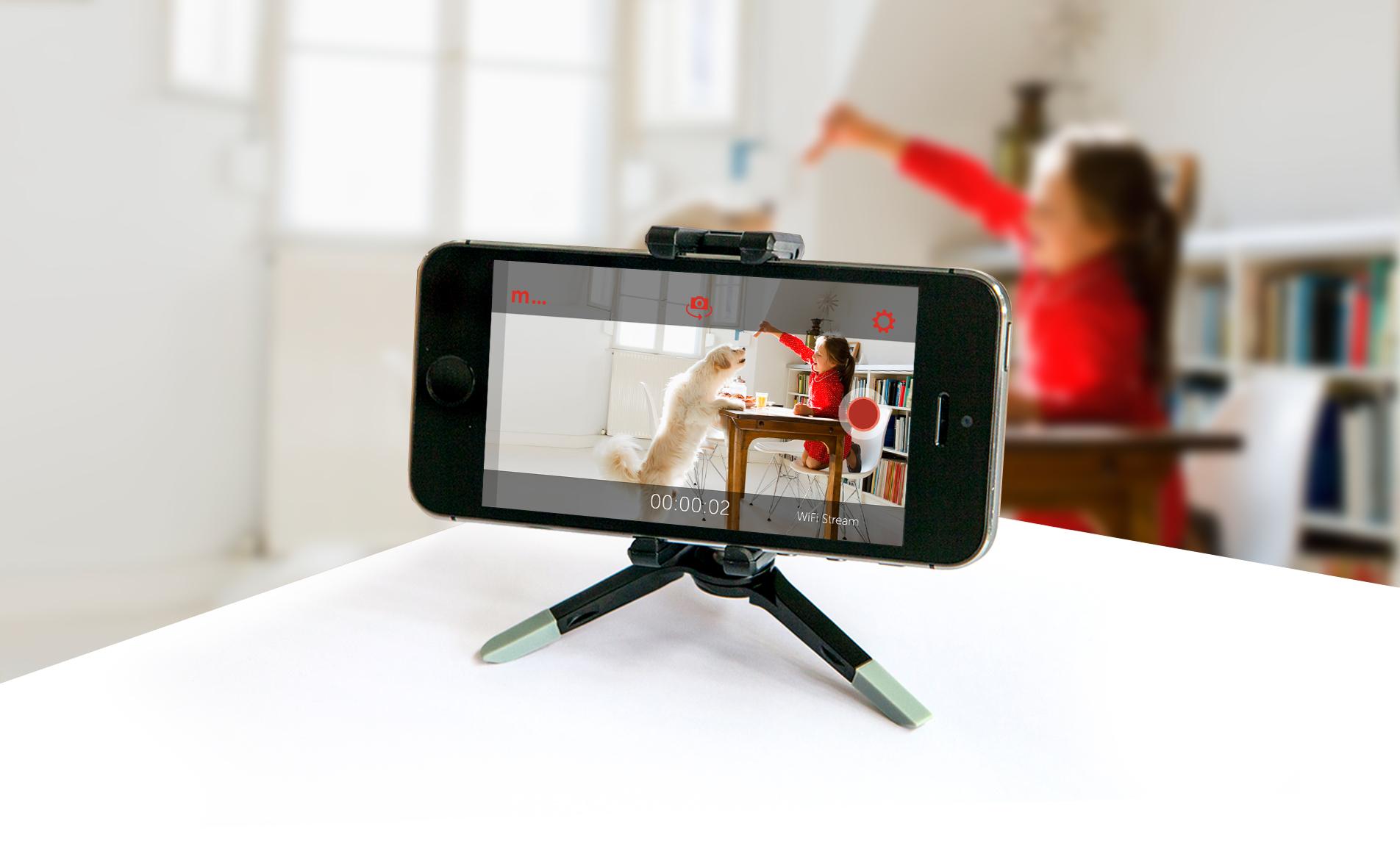 Top 10 phần mềm quay phim ẩn cho iPhone tốt nhất 5