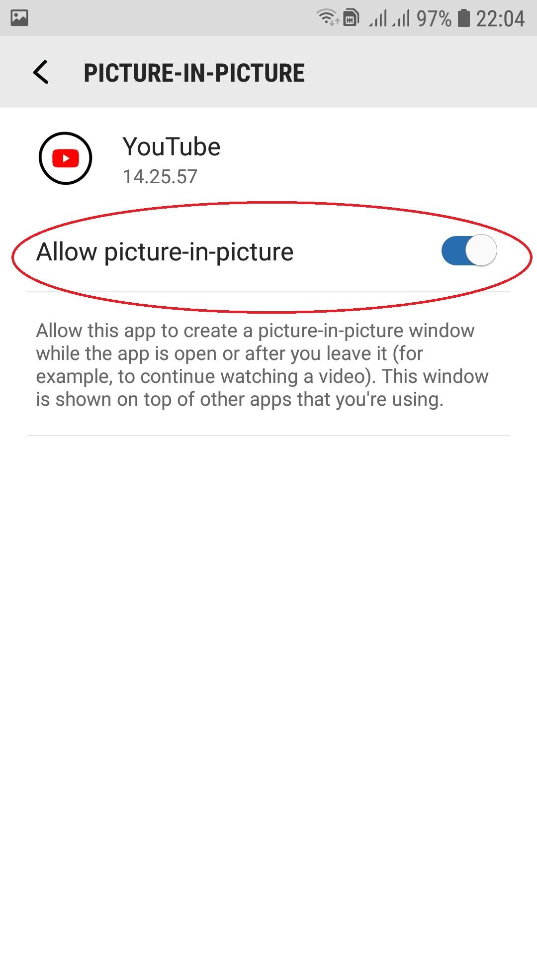 Cách thu nhỏ YouTube Android thỏa mãn nhu cầu đa nhiệm 5