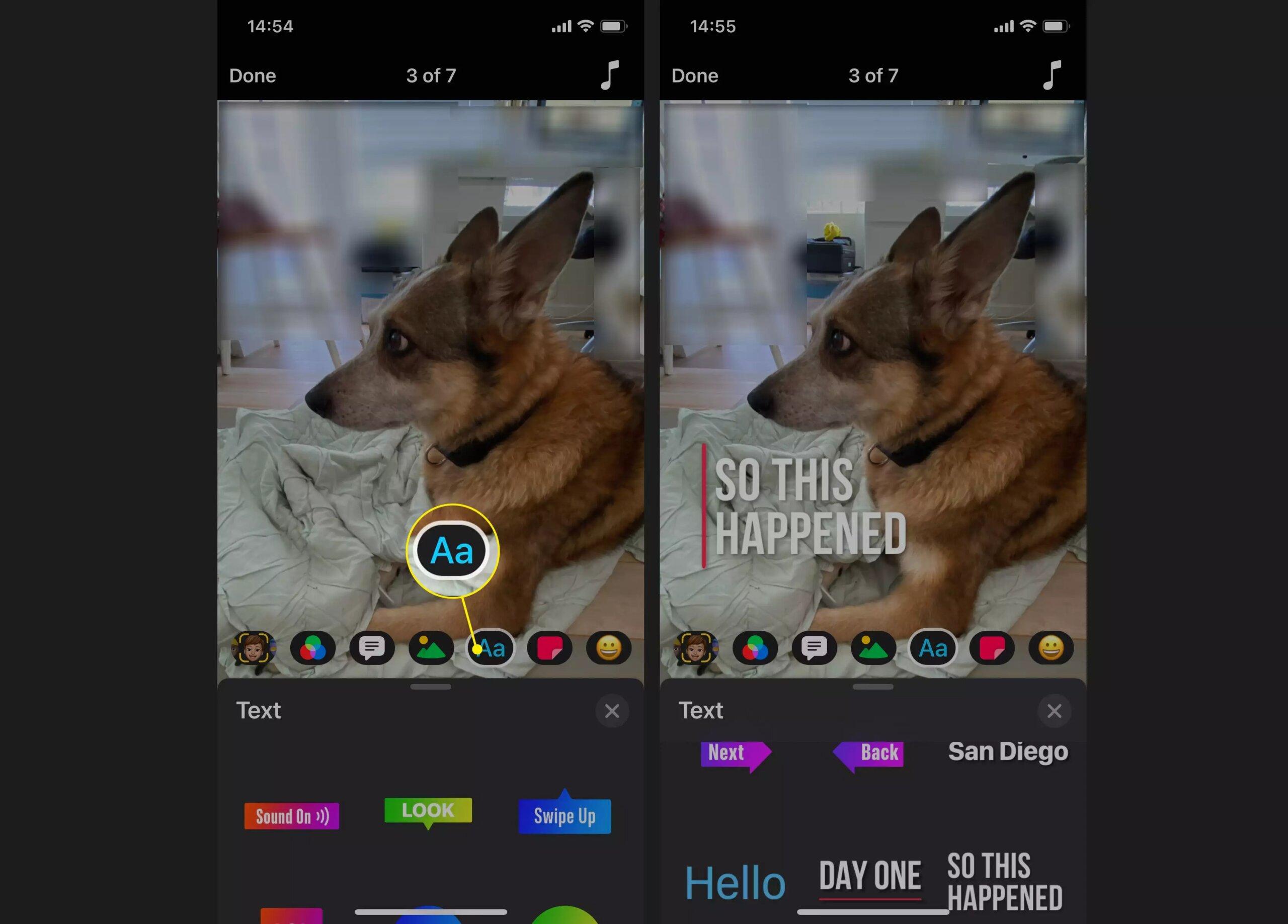 Cách làm video trên iPhone bằng app Clips có sẵn 27