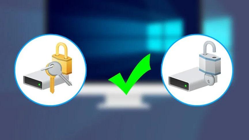 7 cách phá khóa BitLocker Win 10 đơn giản hữu ích nhất